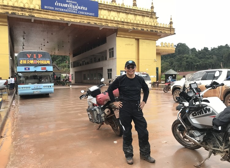 Prasit Aphiphunya - motorcycle tour guide