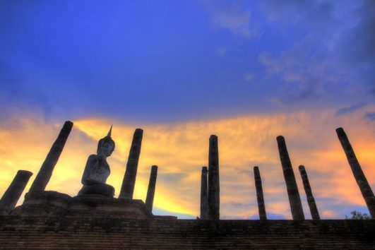Thailand motorcycle tours - The Buddha Route