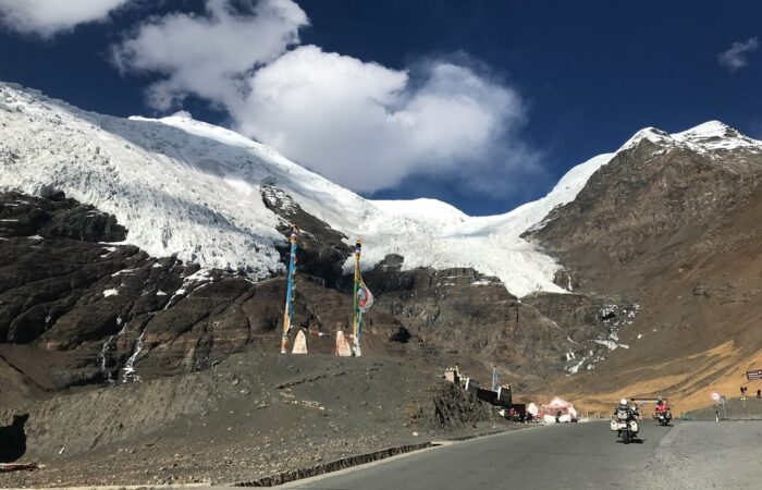 BMW Motorcycle tour - on the road to Lhasa