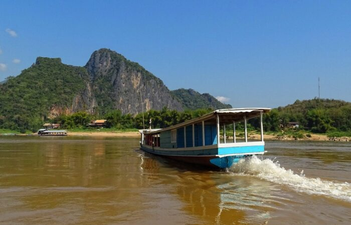 Mekong River motorcycle-tours of Thailand