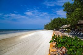 Trat beach - Thai motorbike tours