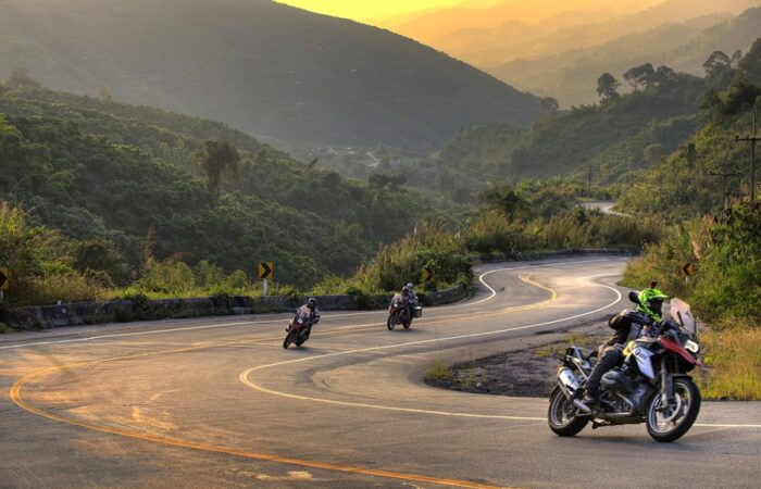 Thailand Motorcycle Tours scenery