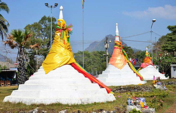 Three Pagodas Pass - Sangkhlaburi