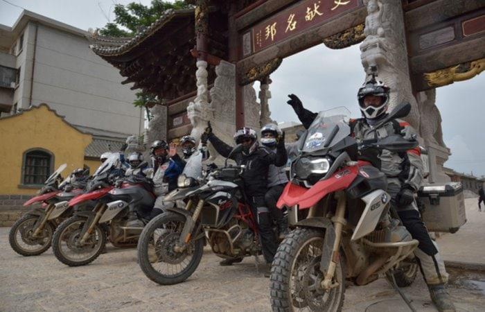 shangri-la BMW motorcycle adventure tour