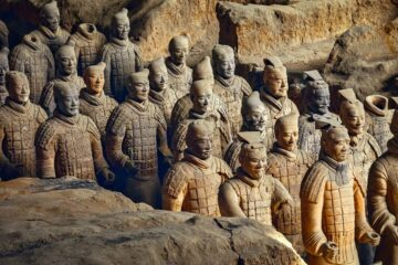 Terracotta Warriors - Xian motorcycle tours