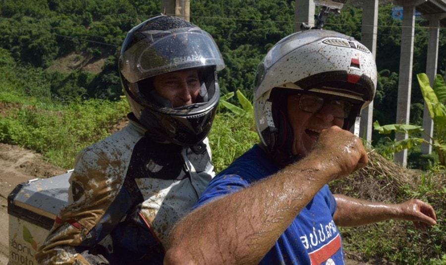 Asian motorbike tours